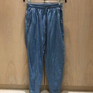Jogger jean pants